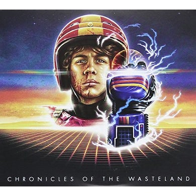 Le Matos CHRONICLES OF THE WASTELAND CD