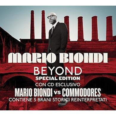 Mario Biondi BEYOND CD