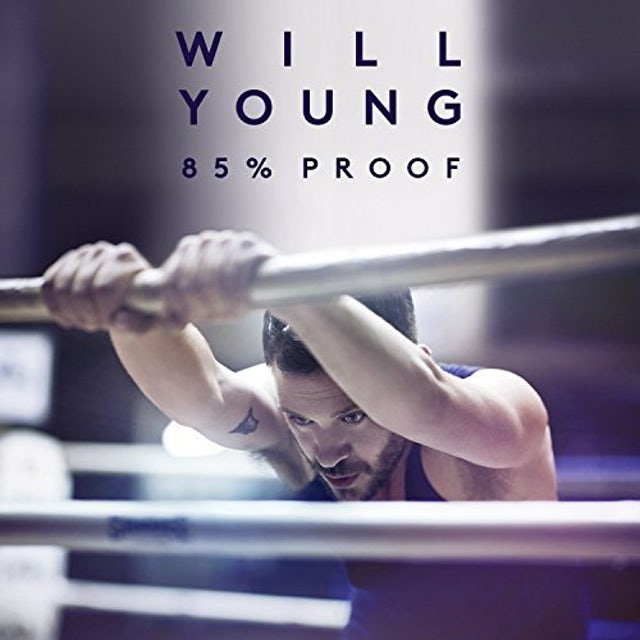 Will Young 85% PROOF/REPACK CD