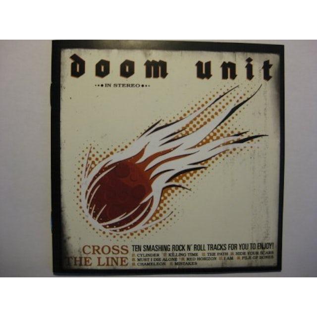 DOOM UNIT CROSS THE LINE CD