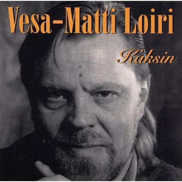 Vesa-Matti Loiri KAKSIN CD