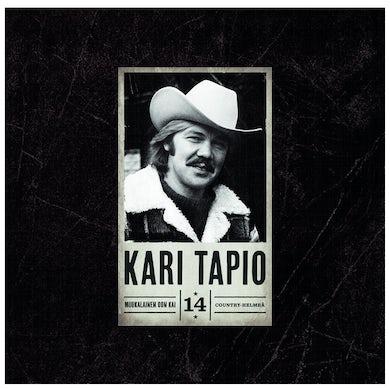 KARI TAPIO MUUKALAINEN OON KAI - 14 COUNTRY HELMEA Vinyl Record