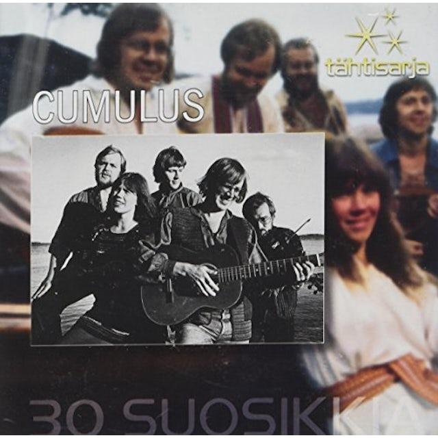 Cumulus TAHTISARJA - 30 SUOSIKKIA CD