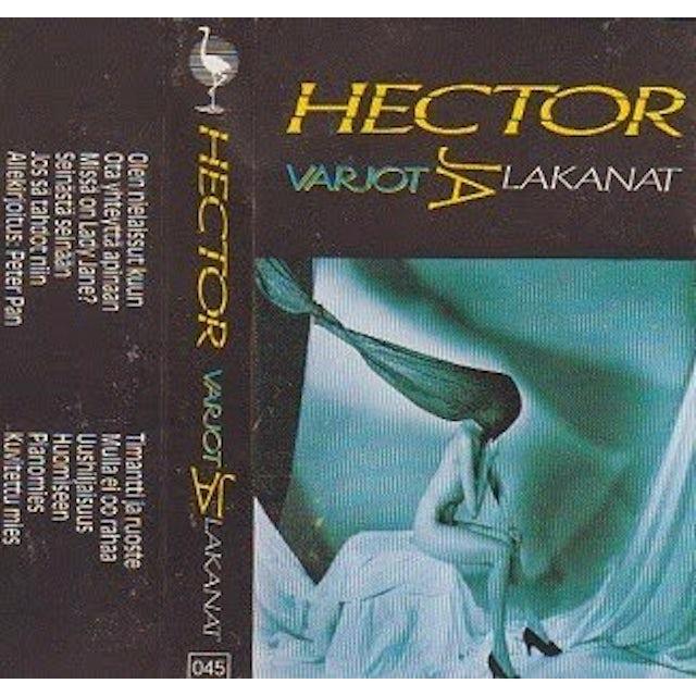 Hector VARJOT JA LAKANAT + NUKU IDIOOTTI CD