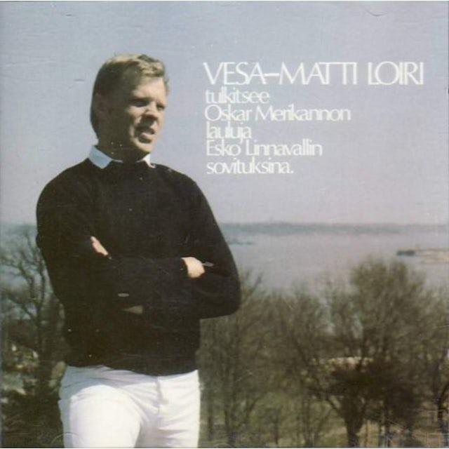 Vesa-Matti Loiri TULKITSEE MERIKANNON LA CD
