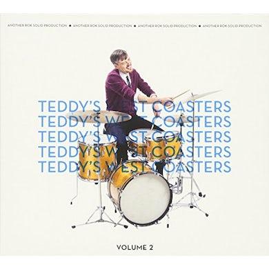 TEDDY'S WEST COASTERS VOLUME 2 CD