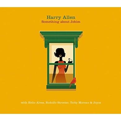 Harry Allen SOMETHING ABOUT JOBIM CD