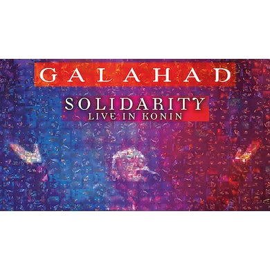 Galahad SOLIDARITY (LIVE IN KONIN) CD
