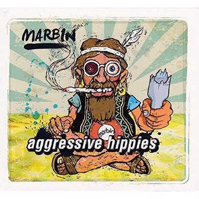 Marbin AGGRESSIVE HIPPIES CD