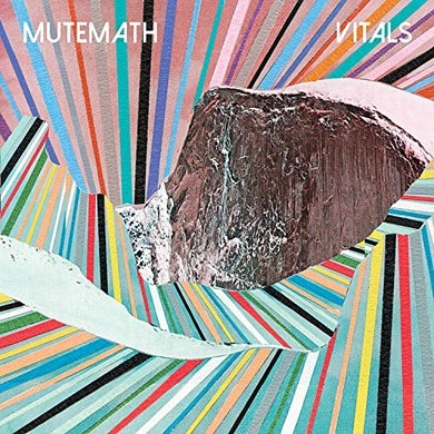 Mutemath VITALS Vinyl Record