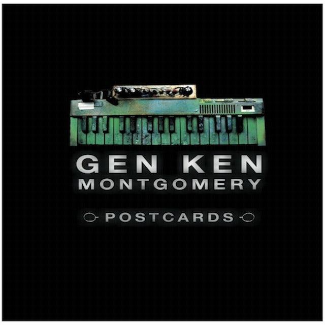 Gen Ken Montgomery POSTCARDS 1981-1986 Vinyl Record
