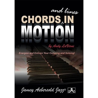 Andy LaVerne CHORDS AND LINES IN MOTION DVD