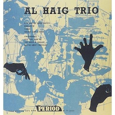 Al Haig Trio ON PERIOD Vinyl Record