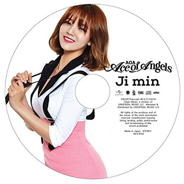 AOA ACE OF ANGELS: LIMITED/JIMIN V CD