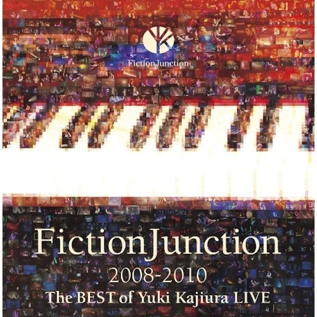 Yuki Kajiura FICTIONJUNCTION 2008-2010 THE CD