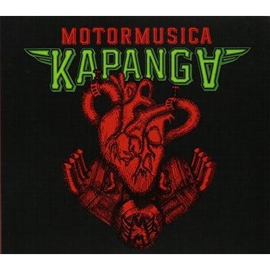 Kapanga MOTORMUSICA CD