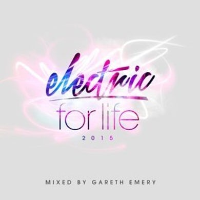 Gareth Emery ELECTRIC FOR LIFE 2015 CD