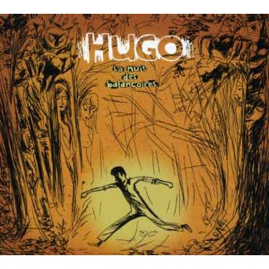 Victor Hugo LA NUIT DES BALANCOIRES CD