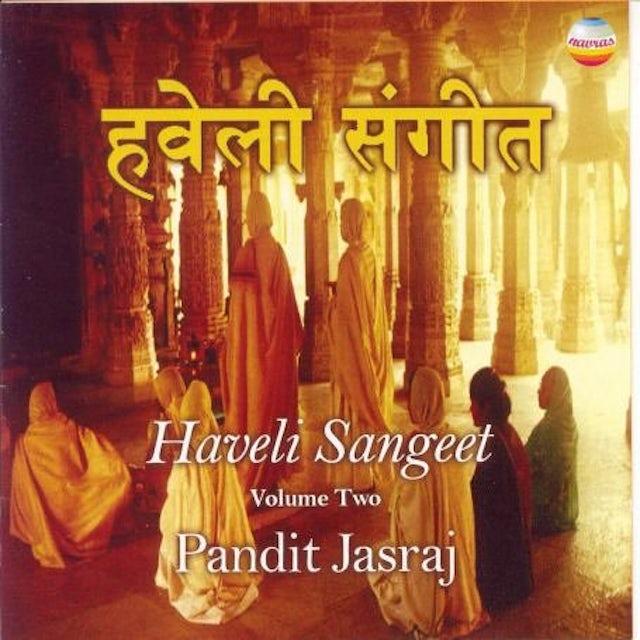 Pandit Jasraj HAVELI SANGEET 2 CD