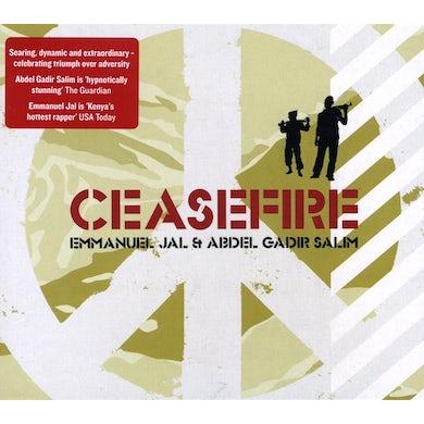 Emmanuel Jal CEASEFIRE CD