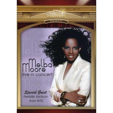 Melba Moore LIVE IN CONCERT DVD