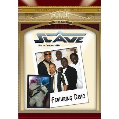 Slave LIVE IN CONCERT DVD