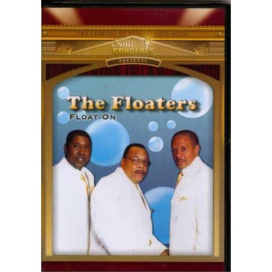 Floaters FLOAT ON: LIVE IN CONCERT DVD