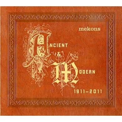 Mekons ANCIENT & MODERN 1911-11 CD
