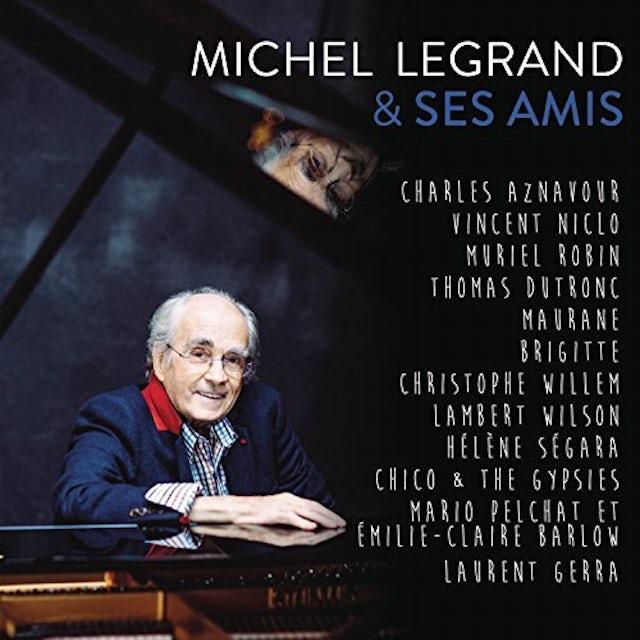 Michel Legrand SES AMIS CD