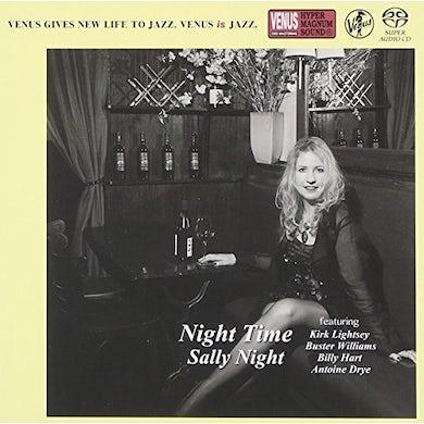 Sally Night UNTITLED Super Audio CD