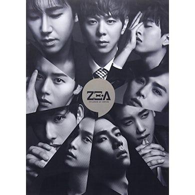 ZE:A CONTINUE /HK EXCLUSIVE BONUS TRACK 2CD + BONUS CD