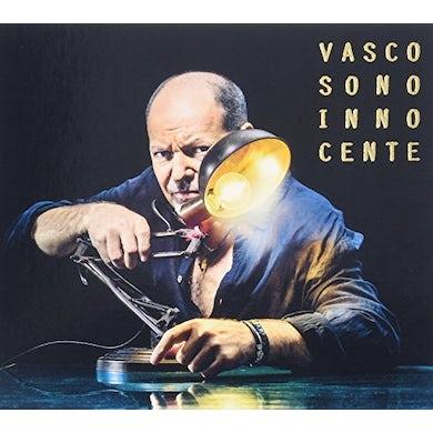 Vasco Rossi SONO INNOCENTE: DELUXE EDITION CD
