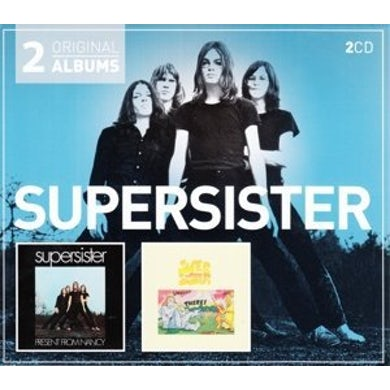 Supersister PRESENT FROM NANCY/PUDDING & GIST CD