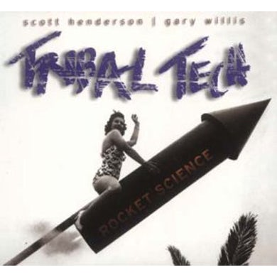 Tribal Tech ROCKET SCIENCE CD