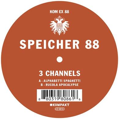 3 Channels SPEICHER 88 Vinyl Record
