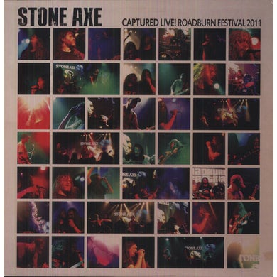 Stone Axe CAPTURED LIVE - ROADBURN FESTIVAL 2011 Vinyl Record