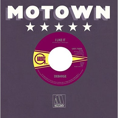 Debarge / Rick James I LIKE IT/MOONCHILD Vinyl Record