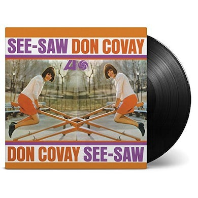 Don Covay SEE-SAW Vinyl Record