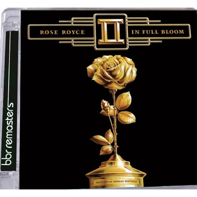 Rose Royce IN FULL BLOOM: EXPANDED EDITION CD