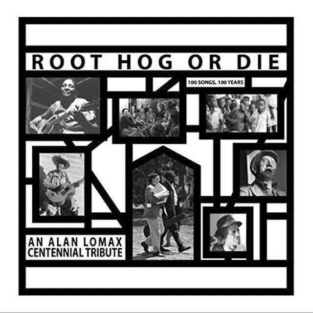 ROOT HOG OR DIE - 100 YEARS - 100 SONGS / VARIOUS Vinyl Record