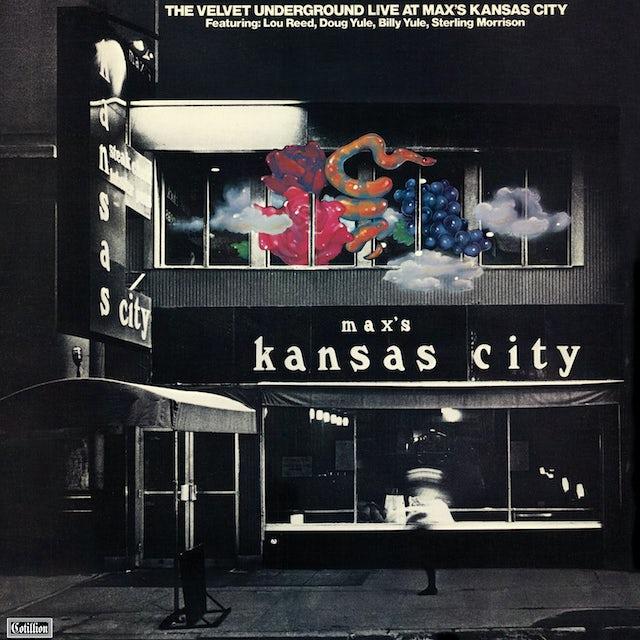 The Velvet Underground LIVE AT MAX'S KANSAS CITY CD