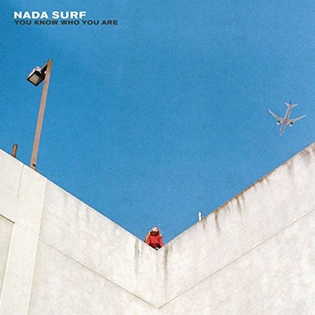 Nada Surf YOU KNOW WHO YOU ARE CD