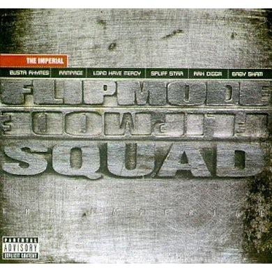 Flipmode Squad IMPERIAL ALBUM CD