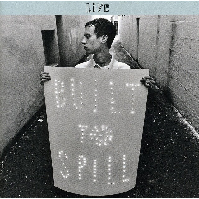 Built To Spill LIVE CD