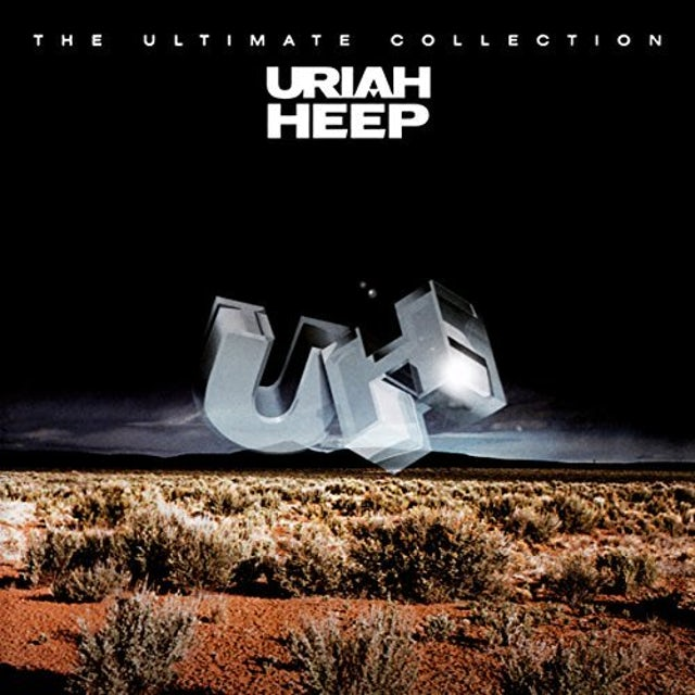 Uriah Heep ULTIMATE COLLECTION: REMASTERED CD