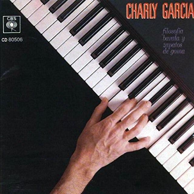 Charly Garcia Pena