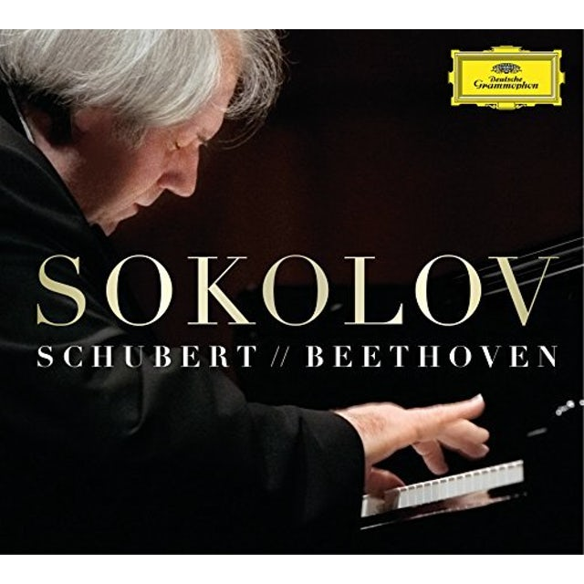 Grigory Sokolov SCHUBERT & BEETHOVEN CD