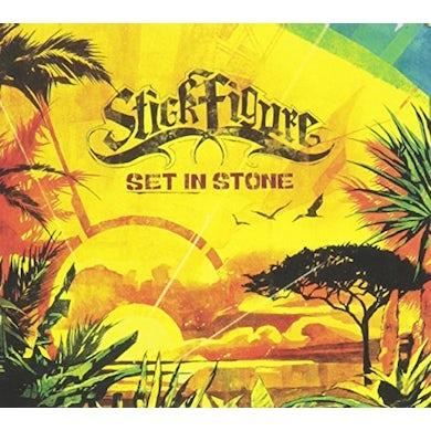 Stick Figure SET IN STONE CD