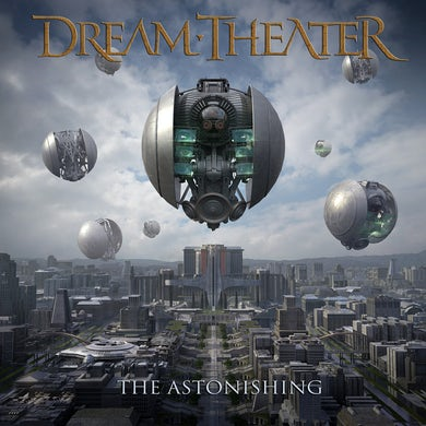 Dream Theater ASTONISHING CD