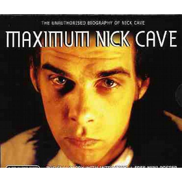MAXIMUM NICK CAVE CD